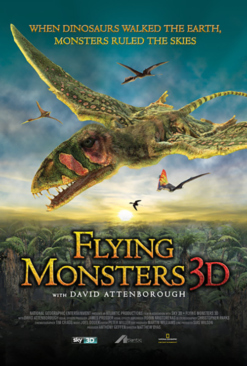 Flying Monsters